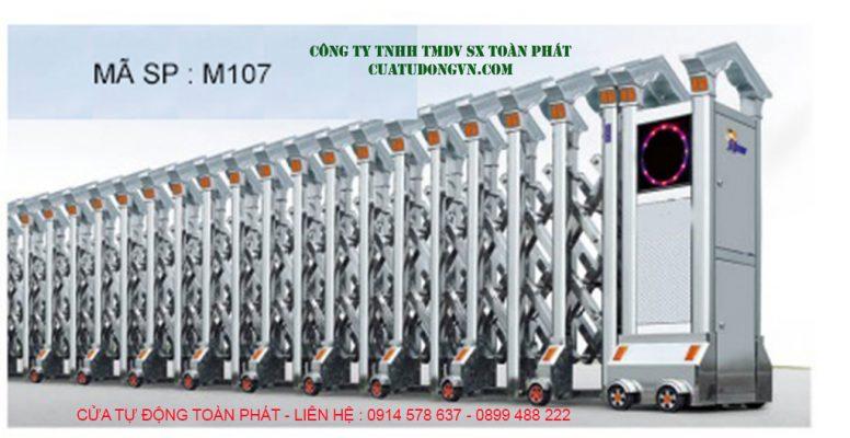 Cong Xep Inox M107