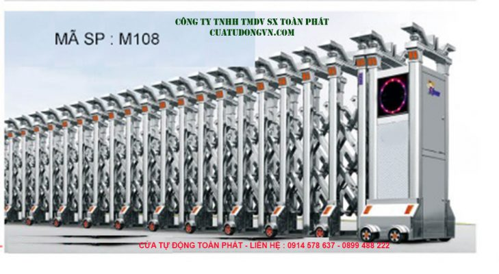 Cong Xep Inox M108