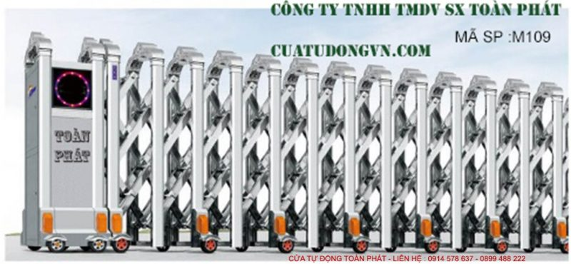 Cong Xep Inox M109