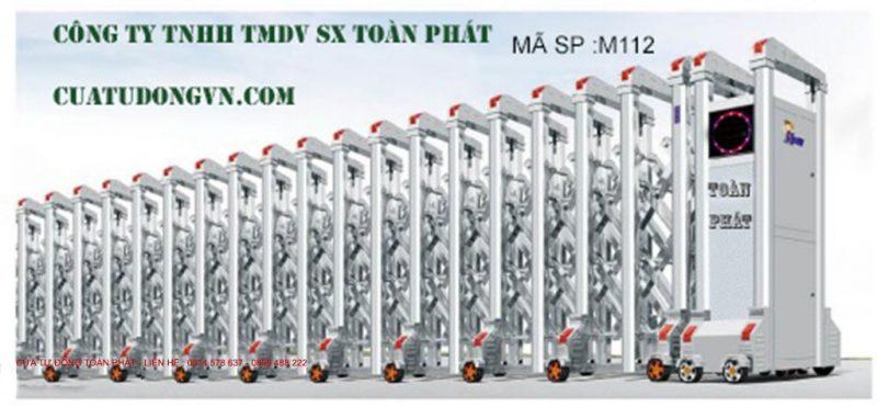 Cong Xep Inox M112