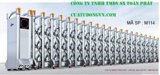 Cong Xep Inox M114
