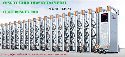 Cong Xep Inox M120