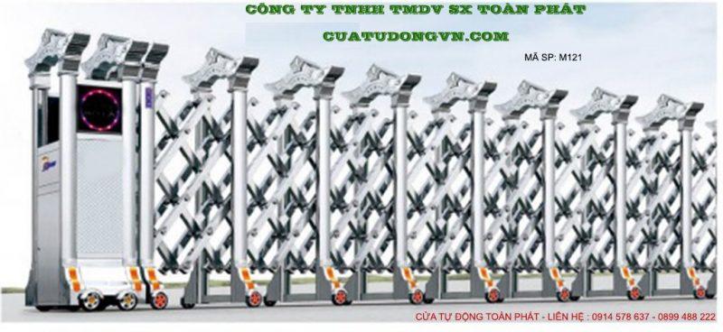 Cong Xep Inox M121