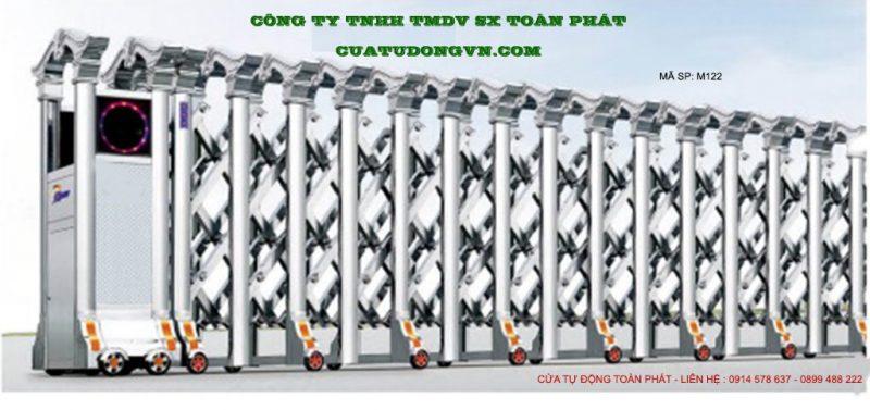 Cong Xep Inox M122