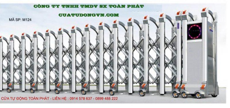 Cong Xep Inox M124