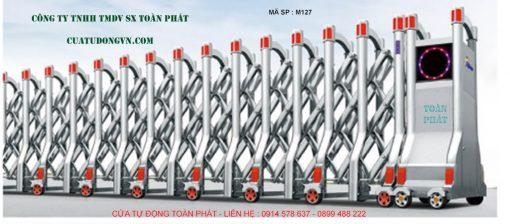 Cong Xep Inox M127