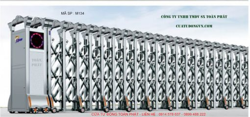 Cong Xep Inox M134