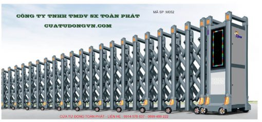 Cong Xep M052