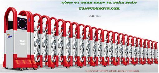 Cong Xep M058