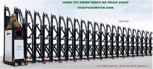 Cong Xep M077