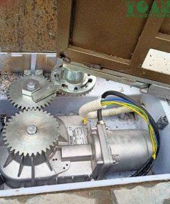 motor cổng tự động âm sàn